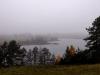 Krasnogruda za mgłom